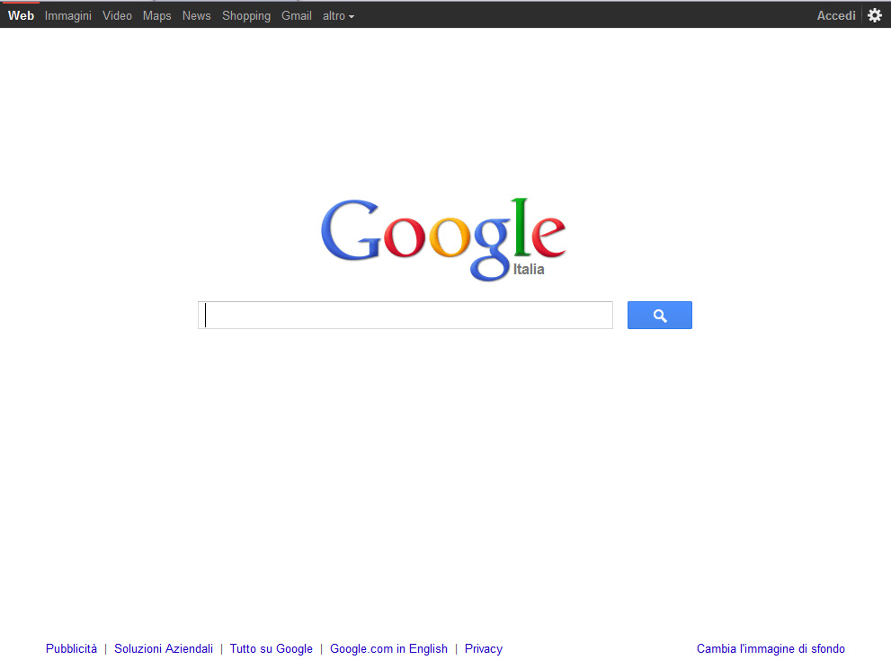 how to edit the google search bar on htc